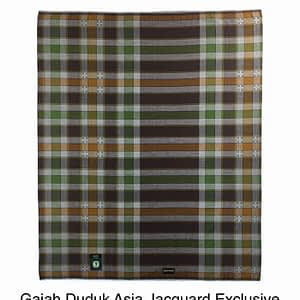Exclusive Jacquard Fabric Of Lungi With Indonesian Motif