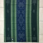 Indonesian jacquard Lungi Sarong with 7000 yarns by Gajah Duduk