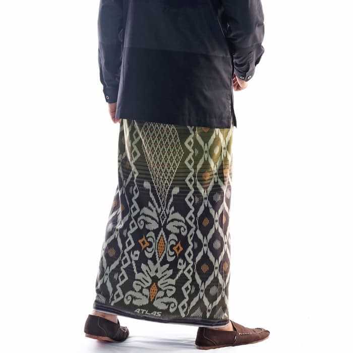 Wholesale Indonesian Rayon Lungies For Men With Flower Motifs by Atlas4