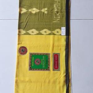 Indonesian Handloom lungi sarong with Plain color