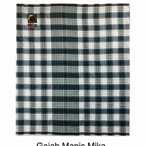 wholesale 100% Cotton woven sarong With Checkered Design