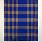 Premium checked design of Indonesian sarong with 7000 yarns