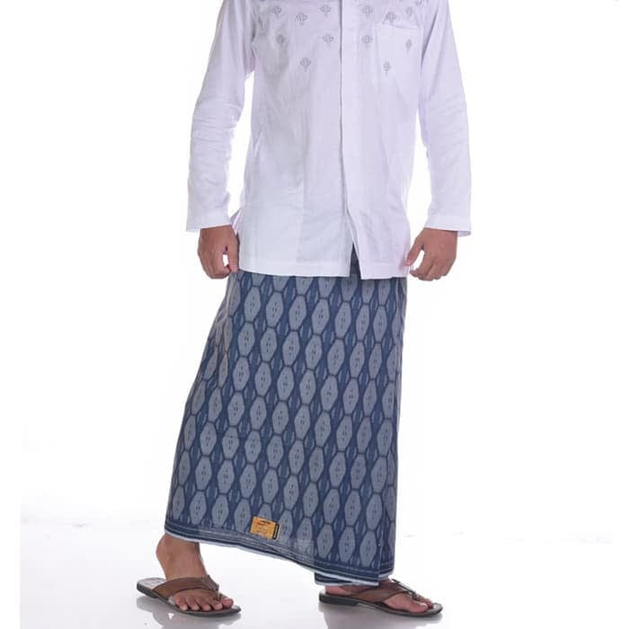 flower motif of indonesian woven lungies 3