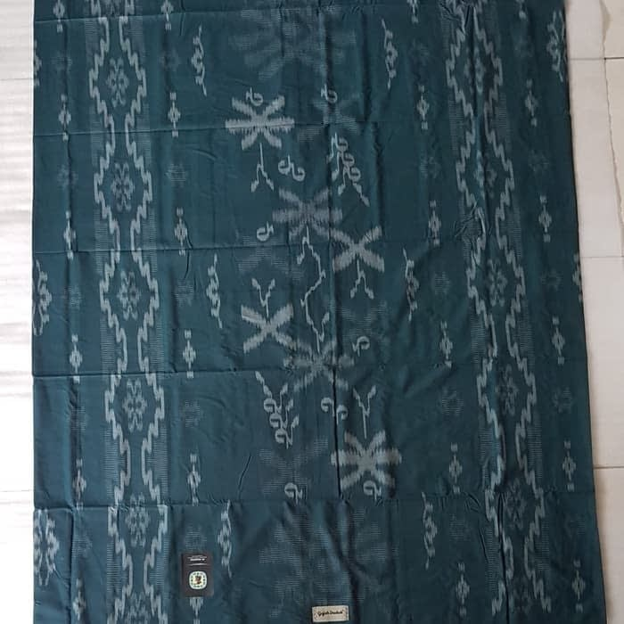 Flowers Design of Indonesian cotton sarong