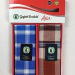 Checkered Motif of Indian Longyi sarong