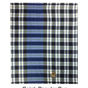 Cheap 100% Cotton woven woven With Checkered Design