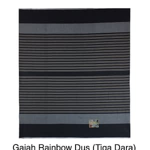 Cheap Cotton Sarong For Men with Horisontal Lines Design