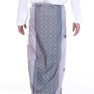 online store of Rayon men sarong with jacquard fabric by atlas