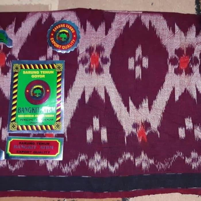 Handloom goyor sarongs with Rayon Fabrics