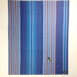 Moslem Lungi With Large Lines Design
