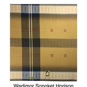 wadimor songket men sarong