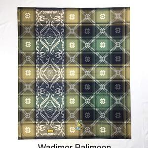 Balimoon Motifs of The Original Balinese Lungis Designs